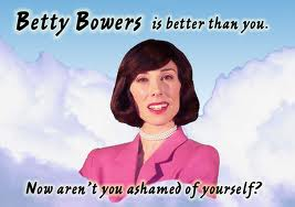 betty bowers