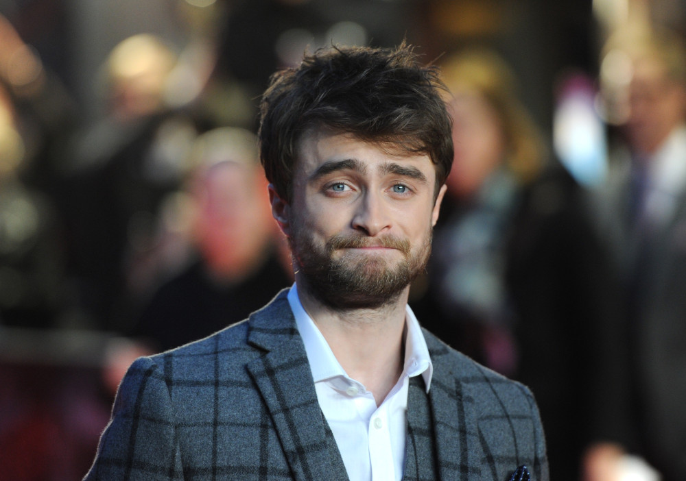 Daniel Radcliffe Gives Coming Coming Out Advice Sort